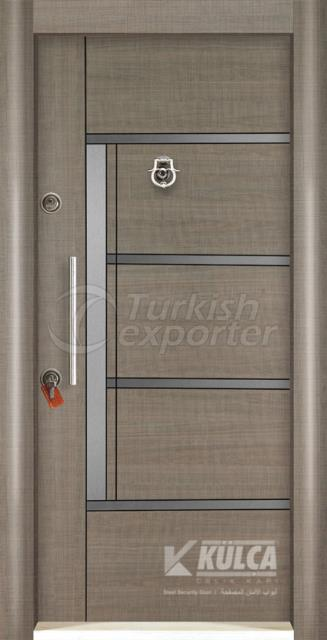 Y-1301 (LAMİNATE STEEL DOOR)